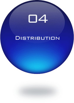04 DISTRICUTION | 制作の流れ