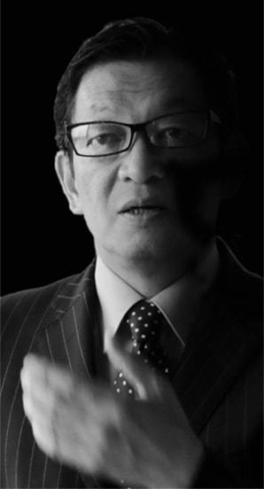 株式会社 映像制作センター 代表取締役 杉森秀則 プロフィール写真
